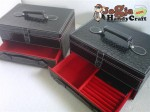 [Handle] Box Jam Isi 12 Plus Laci Perhiasan Handle Cover