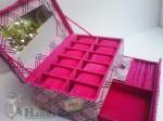 Box Jam Isi 12 Kombinasi Laci Accesories Burberry Pink