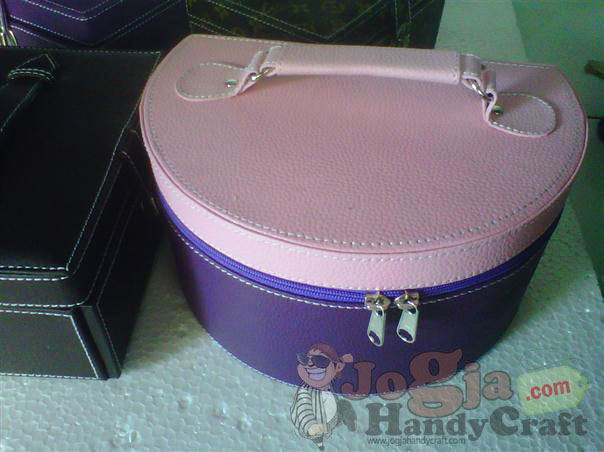Casual Cosmetic Case 1 Cosmetics Box | Kotak Kosmetik Cantik