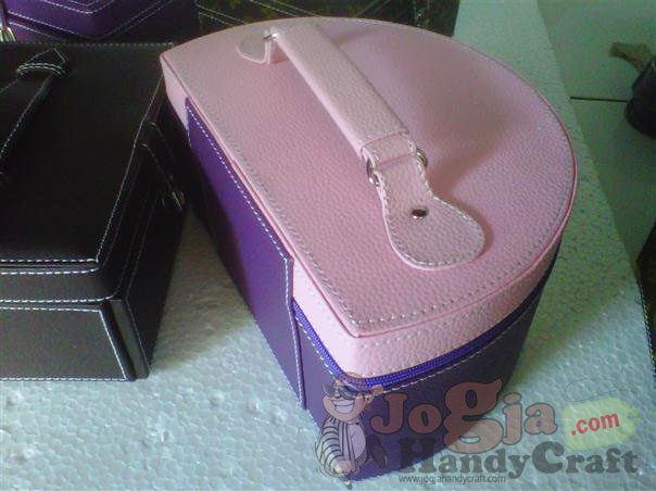 Casual Cosmetic Case 2 Cosmetics Box | Kotak Kosmetik Cantik