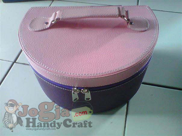 Casual Cosmetic Case 3 Cosmetics Box | Kotak Kosmetik Cantik