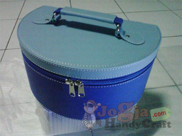 Casual Cosmetic Case 8 Cosmetics Box | Kotak Kosmetik Cantik