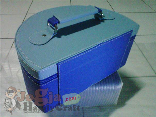 Casual Cosmetic Case 9 Cosmetics Box | Kotak Kosmetik Cantik