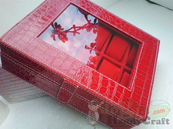 Red Croco Box Jam Isi 10