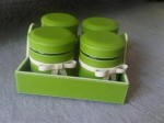 Set Toples Isi 4