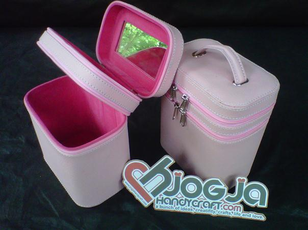 Make Up Case Baby Pink