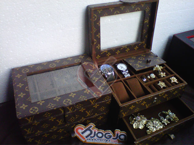 Jewelry Box 3in1 Susun 1