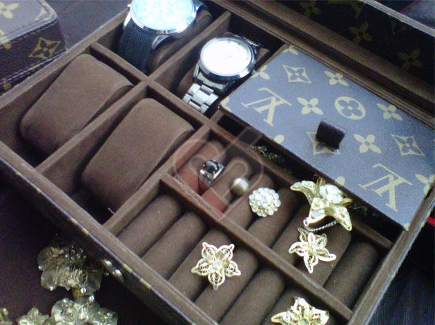 Jewelry Box 3in1 Susun