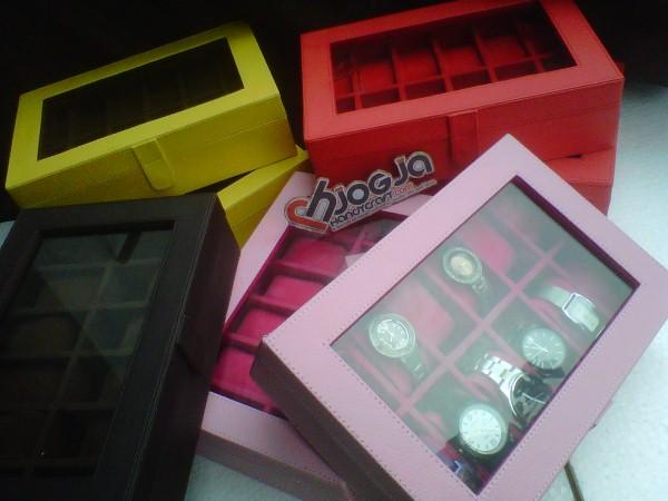 New Box Jam Tangan isi 12 Jogja Handycraft