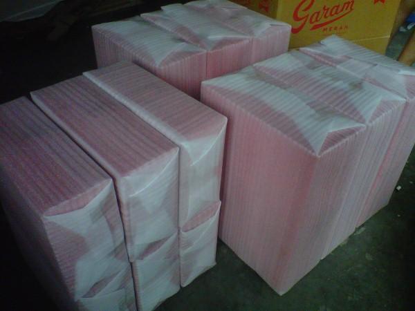 Pe Foam Sebagai Pembungkus barang