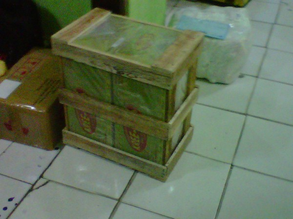 Packing Kayu