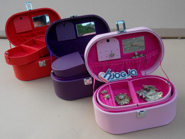 Ovalium Jewelry Box Organizer