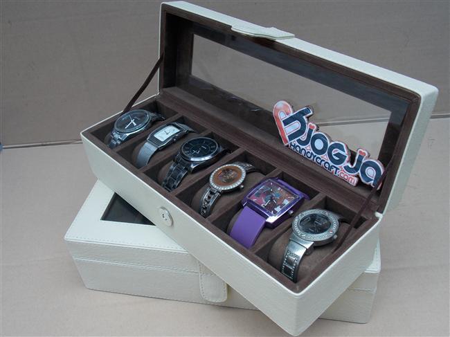 Box Jam Tangan Isi 6