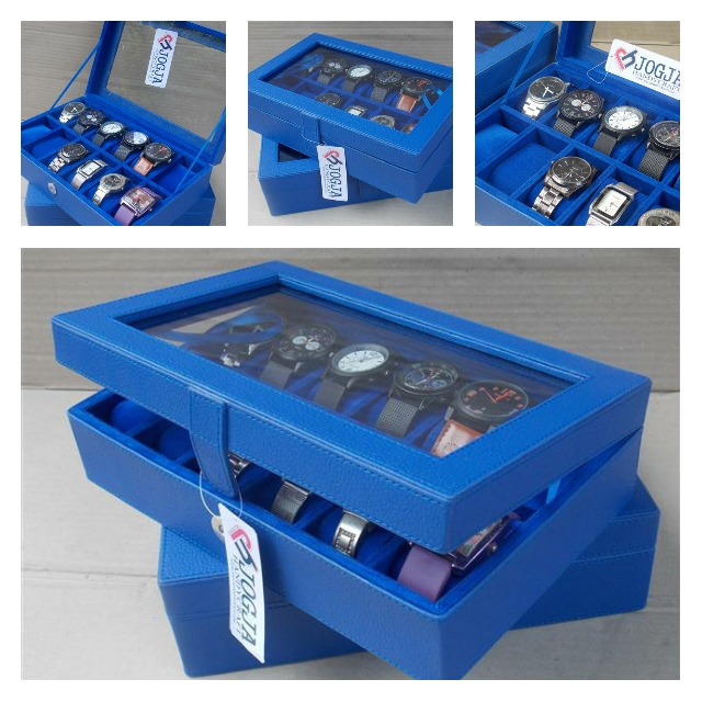 BENHEUR BLUE WATCH BOX ISI 12