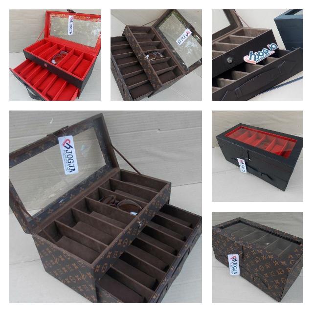 BOX KACAMATA ISI 12
