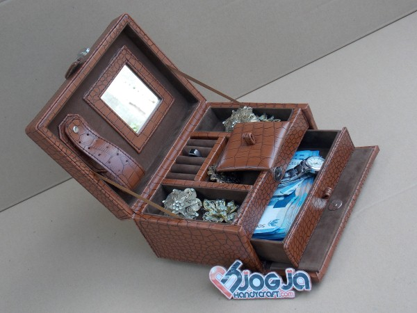 jewelry box square drawer
