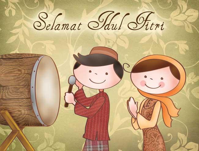 Selamat Idul Fitri 1436 H