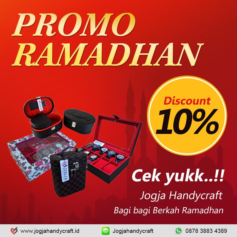 Discount 10% Produk Jogja Handycraft