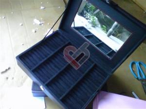 Ring Box | Kotak Tempat Cincin Balck