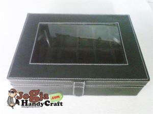 Box Jam Tangan Isi 12 Black