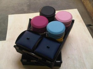 Tray Set Toples Isi 4 Plus 2 Candy Jar