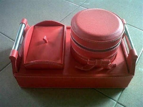 Photo of Tray Set Toples Kombinasi Tempat Permen