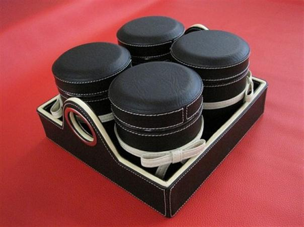 Set Toples Isi 4 Black