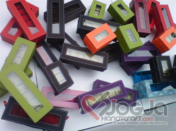 Full Color Box Jam Tangan Isi 6