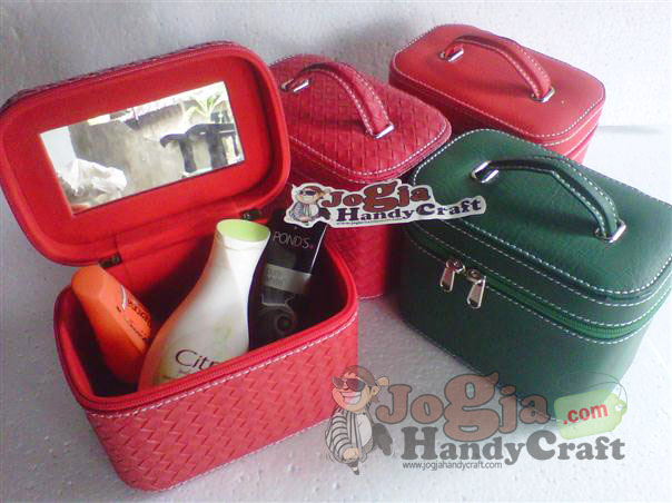 Photo of Single Kompartemen Casual Make Up Case