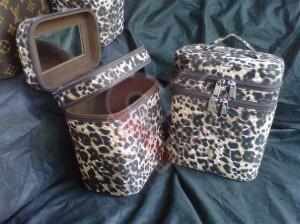 Make Up Case Leopard