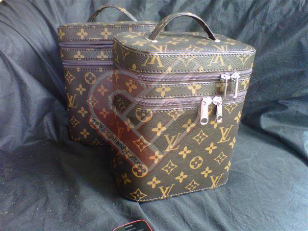 Make Up Case Motif LV