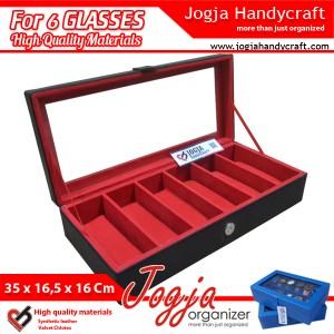 GLASSES BOX ORGANIZER