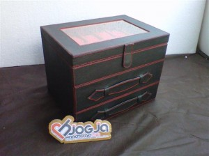 Box Jam Susuin Isi 24 Mix Laci Accesories