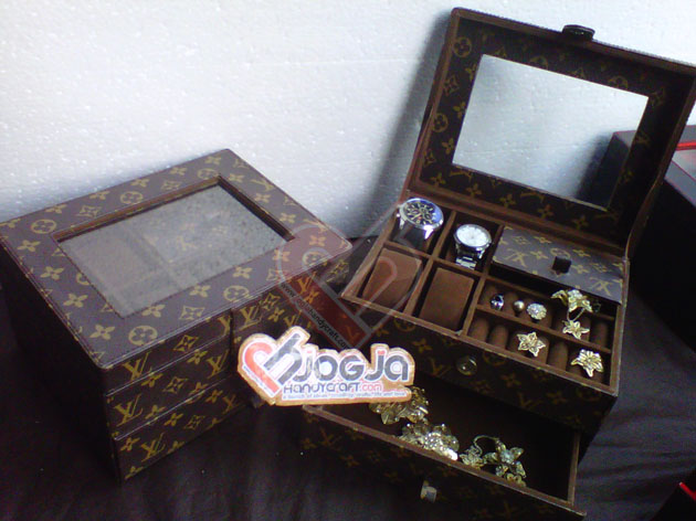 Jewelry Box 3in1 Susun 2