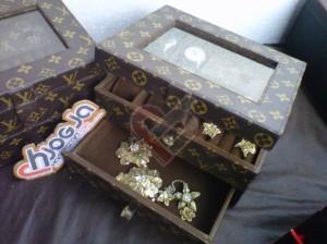 Jewelry Box 3in1 Susun 3