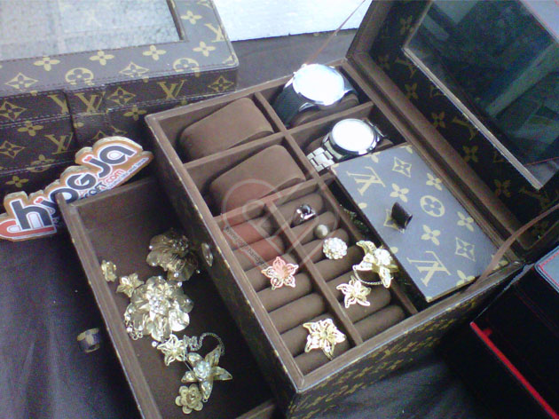 Jewelry Box 3in1 Susun 4