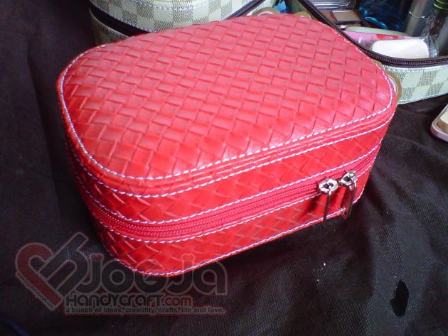 Mini Cosmetic Hard Case Cantik (4)