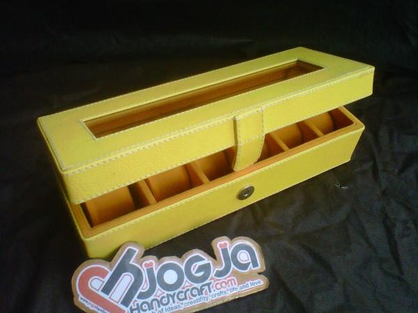 Full Yellow Box Jam Isi 6