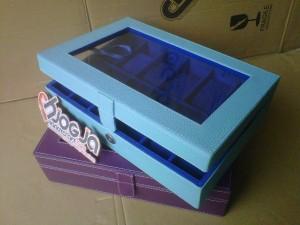 Baby Blue Box Jam Isi 12