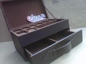 Elegan Watch Box Custom By Customer