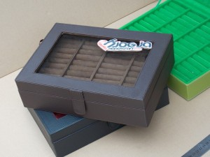 Ring Box Organizer   Kotak Tempat Menyimpan Cincin