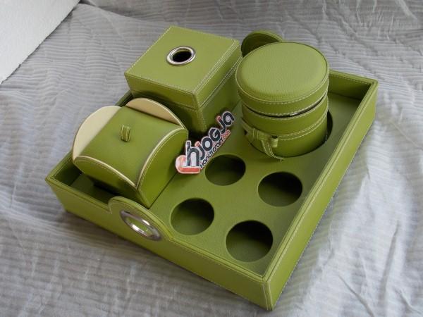 Trayset lengkap 4in1 mini jogjahandycraft.com