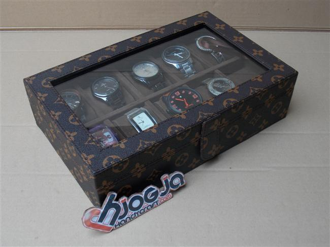 Louis Vuitton Large Size Watch Box For 10 Sport Watches