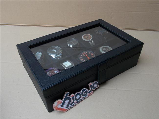 Large Size Watch Box For 10 Sport Watches