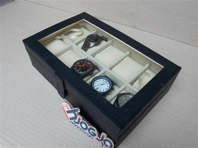 Large Size Watch Box For 10 Watches