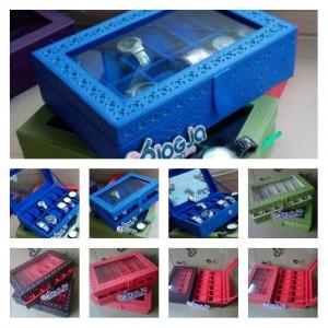 BOX JAM ISI 12 MOTIF UKIR