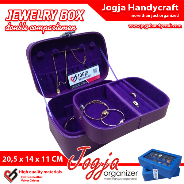 Photo of Jewelry Box – Kotak Perhiasan Simple Namun Lengkap