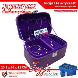 Jewelry Box – Kotak Perhiasan Simple Namun Lengkap